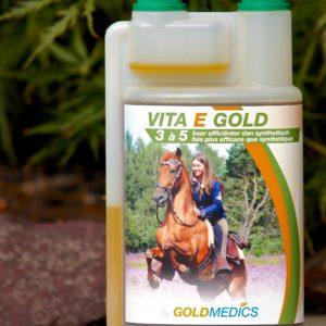 Natuurlijk Vitamine E voor paard: VITA EGOLD