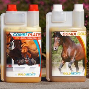 Dagelijkse volledige ondersteuning paard : COMBI
