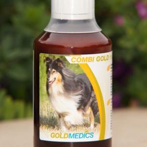 Soutien quotidien complet du chien:COMBI GOLD DOG