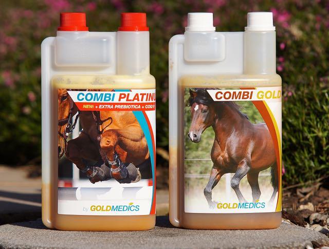 Combi; le complément journalier pour chevaux