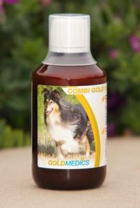 Dagelijkse volledige ondersteuning van je hond: COMBI GOLD DOG