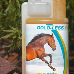 Inflammation and pain horses DOLO-LESS